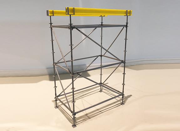 Scaled Model 3
