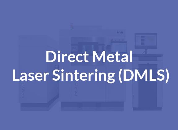 Direct Metal Laser Sintering (DMLS)